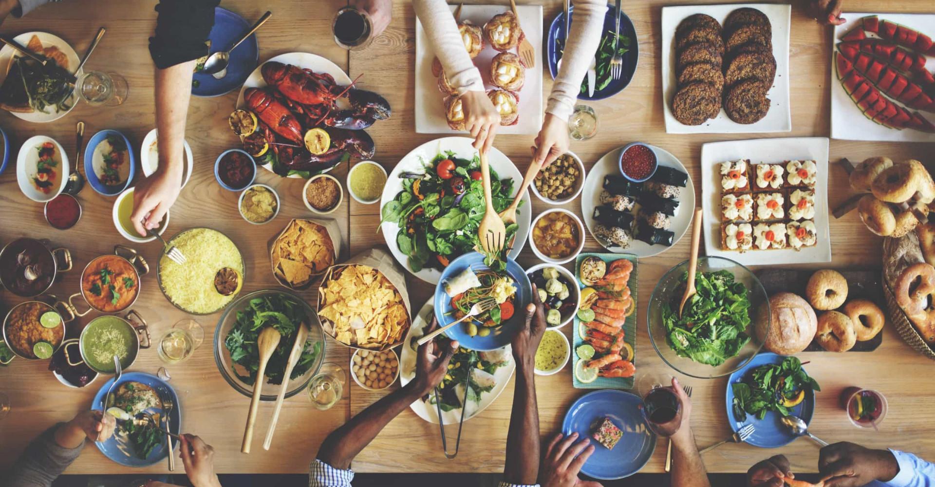 Le tradizioni gastronomiche storpiate in giro per il mondo