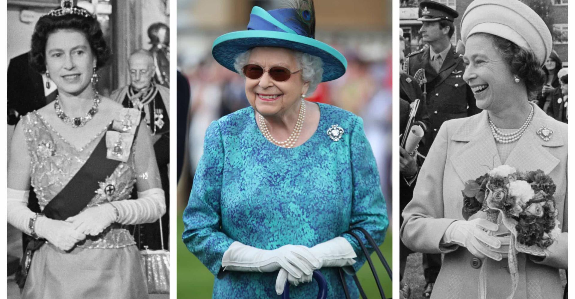 Sixty-five years of Queen Elizabeth II in photos