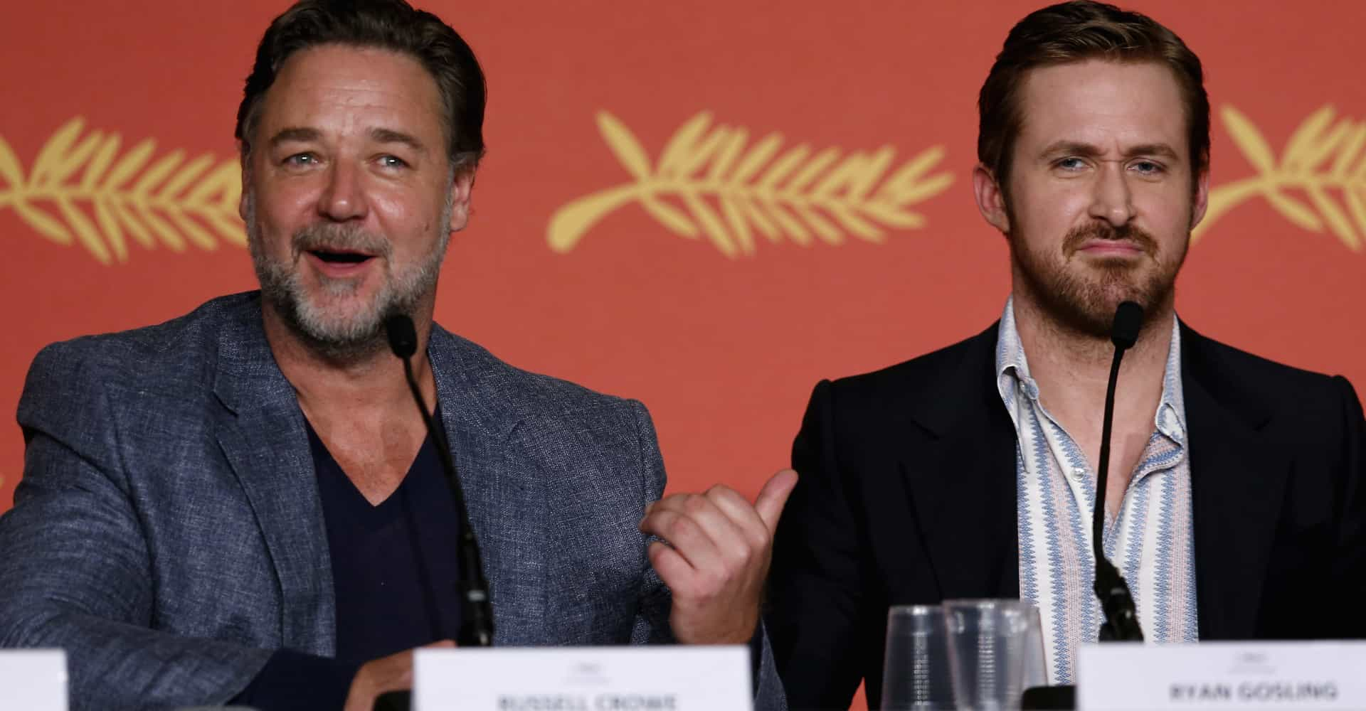 Russell Crowe vs Ryan Gosling: Who is your on-screen crush?
