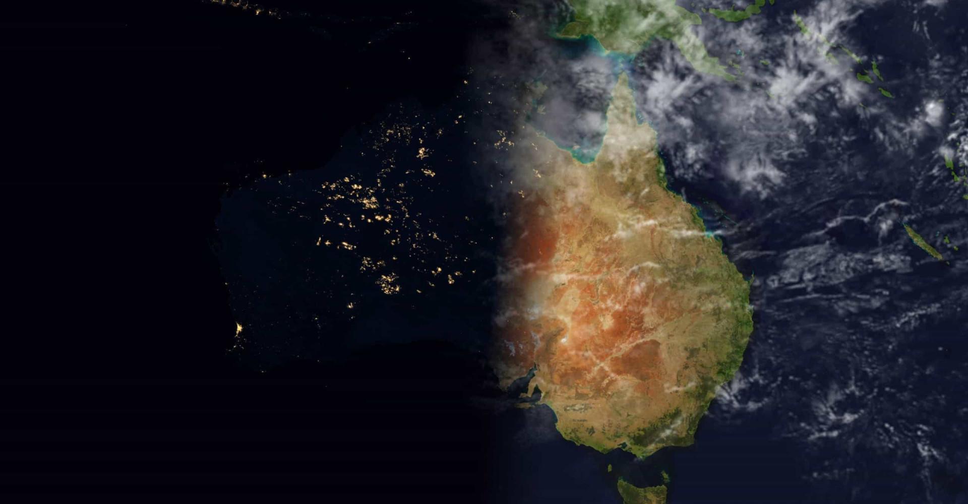 L'Australie n'existe pas: histoire d'un complot