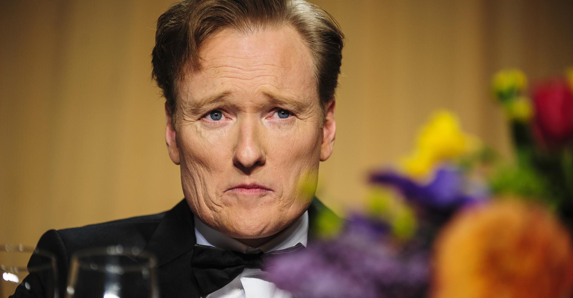 Conan O'Brien navigates the world of late-night entertainment