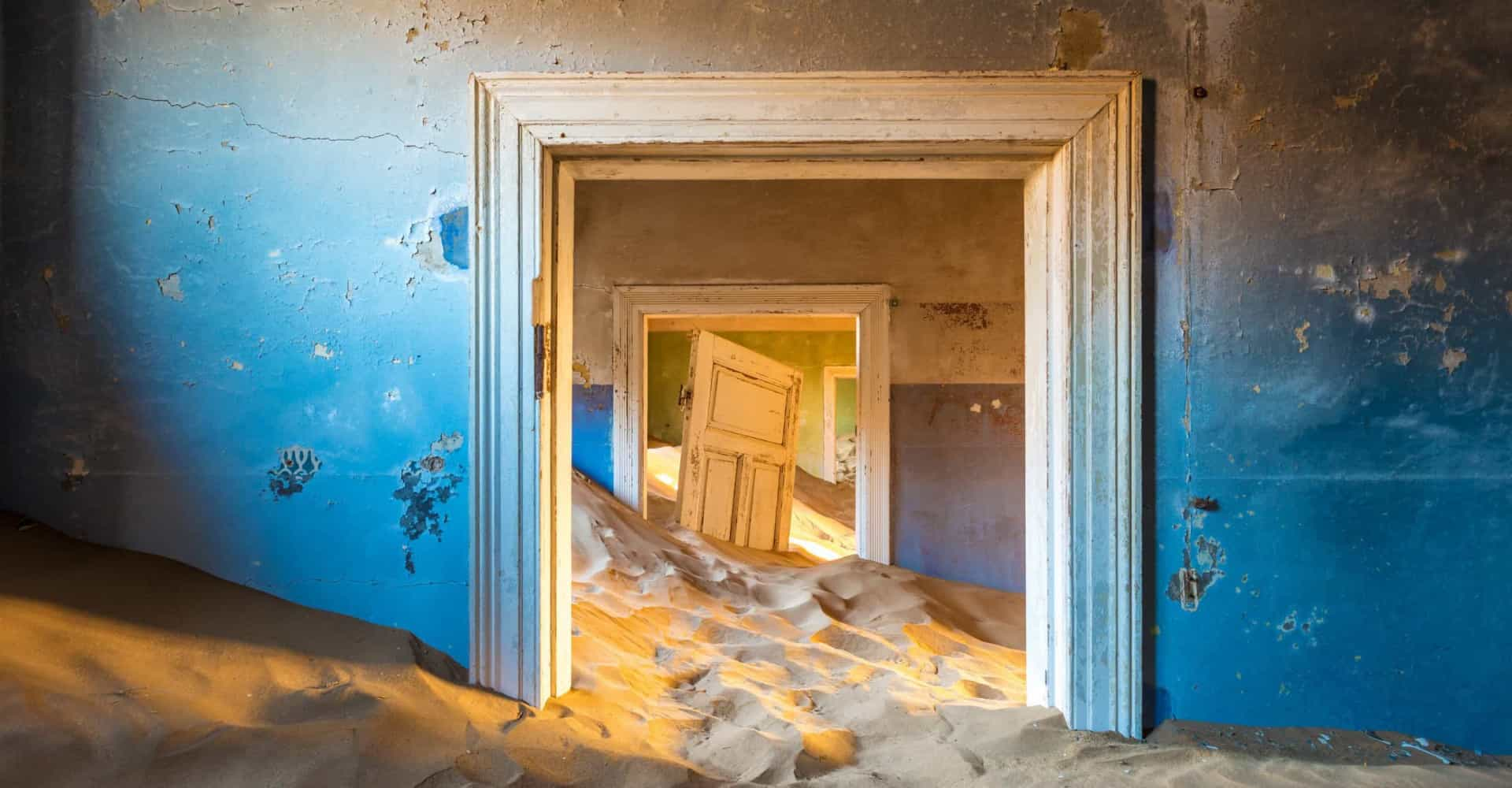 Kolmanskop: tour this ghost town buried in sand