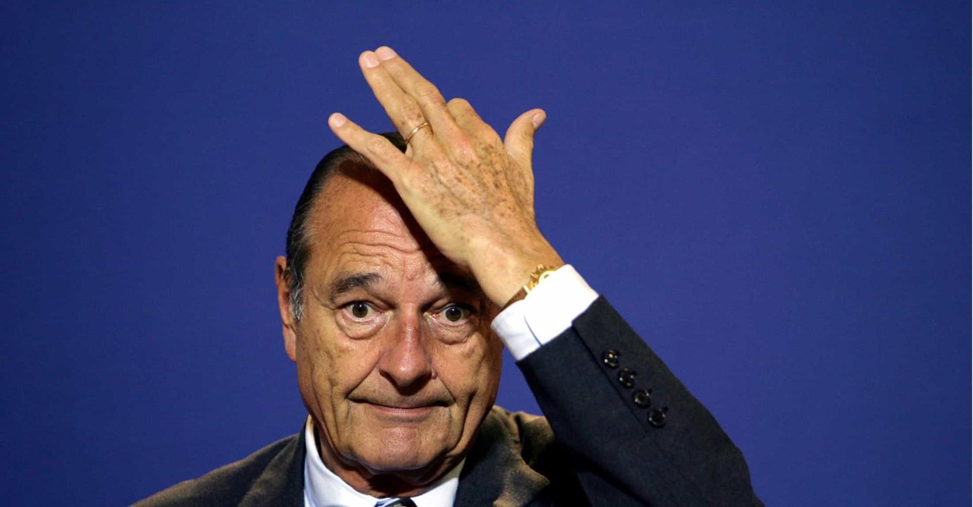Les inoubliables punchlines de Jacques Chirac