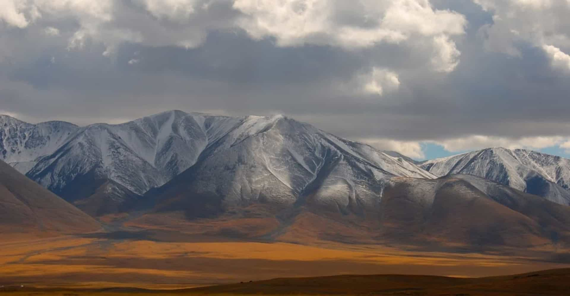 Explore Mongolia, the land of the nomads