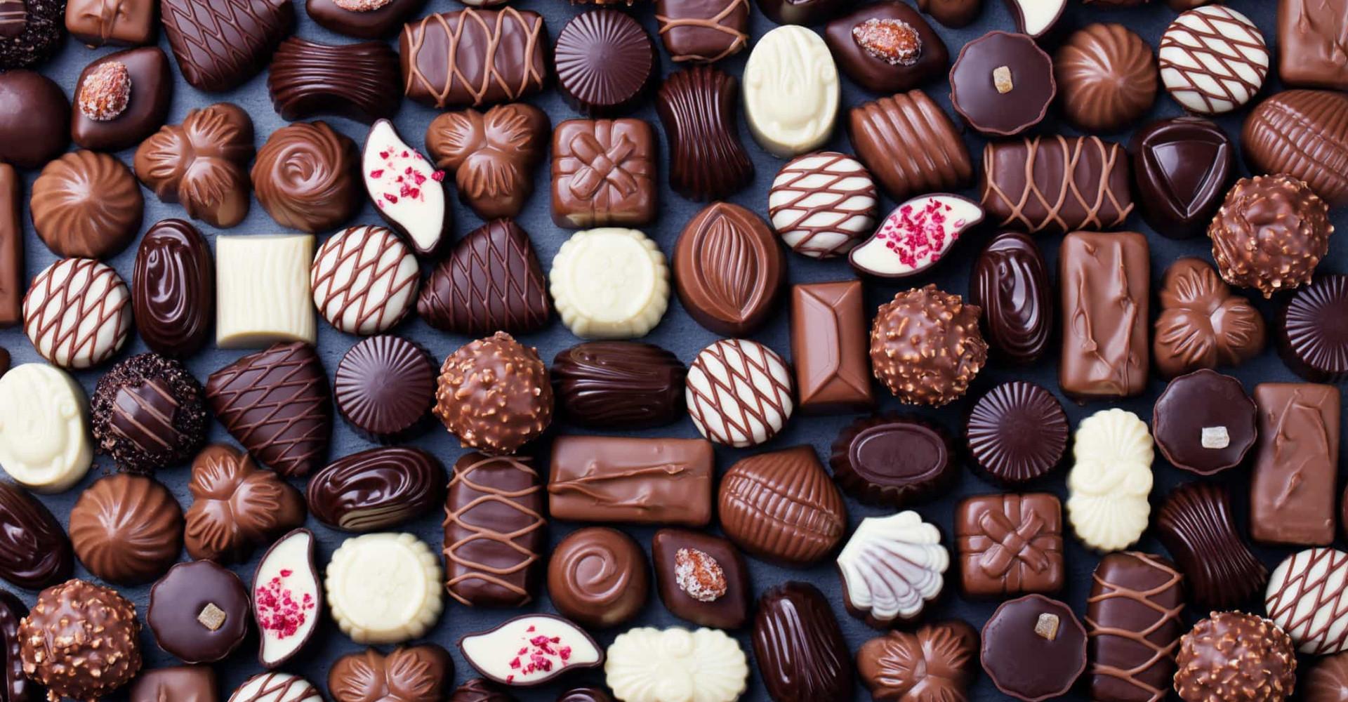 ¿Sabías que el chocolate es maravilloso para la salud?