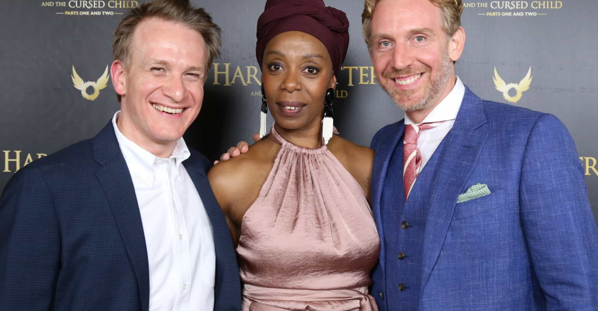 Meet the award-winning stars of 'Harry Potter and the Cursed Child'