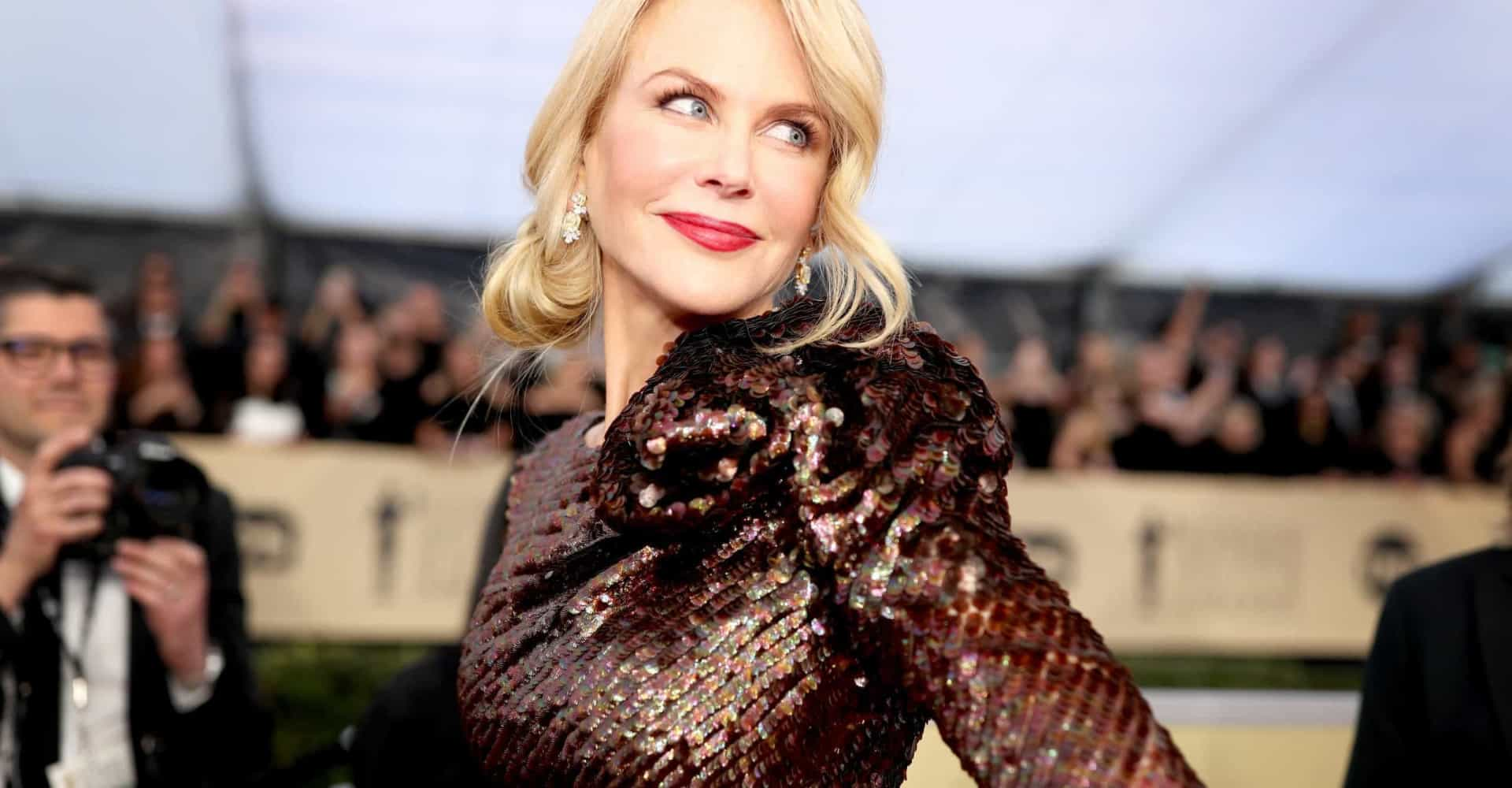 Queen of Fashion: Nicole Kidman's style through the years