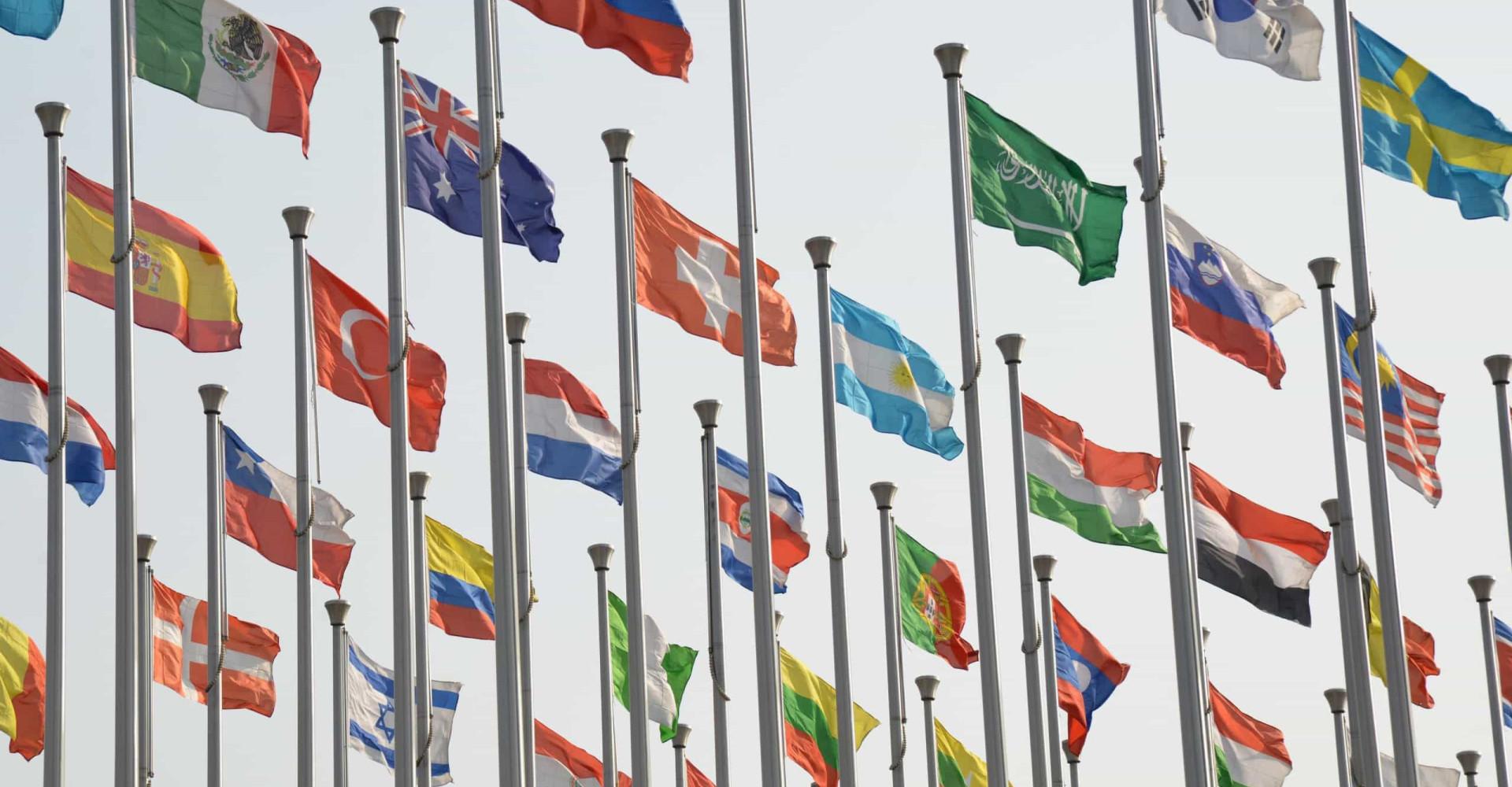 Die unbeliebtesten Länder der Welt