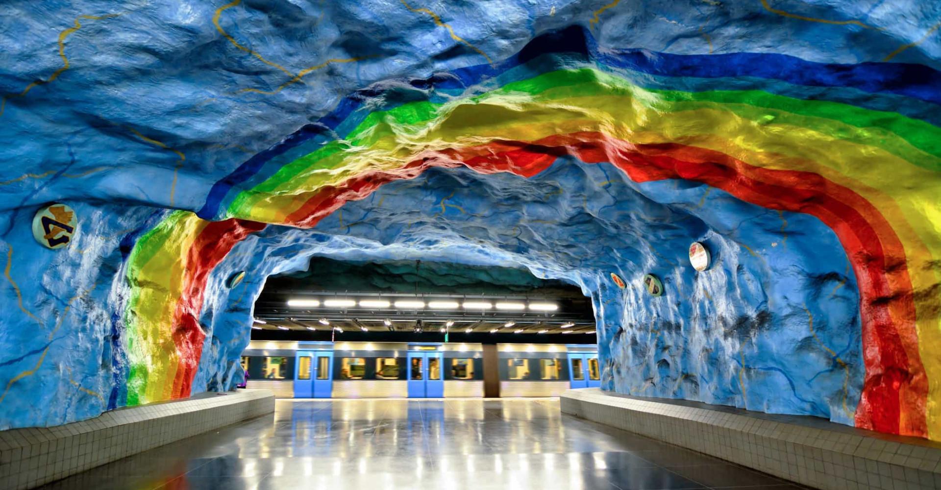 Mastering the metro: the world's most amazing subways
