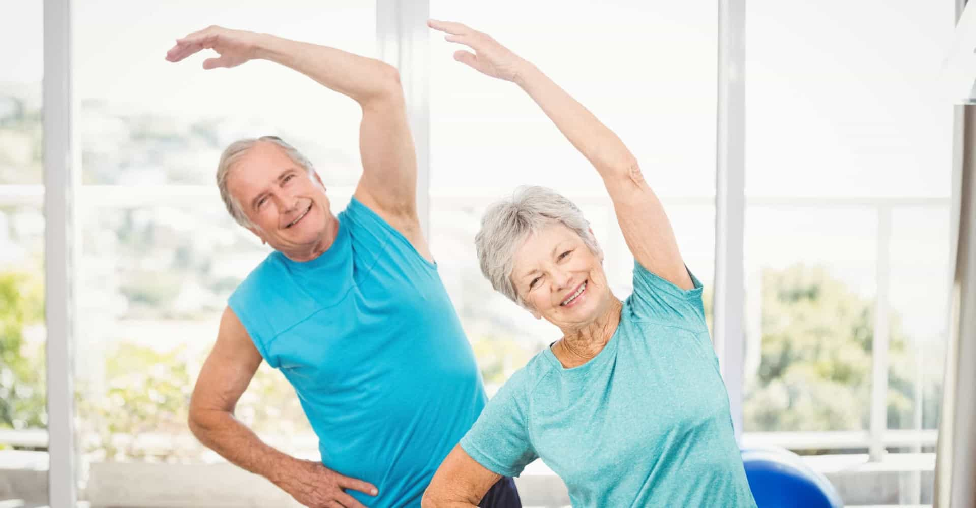 A guide to staying fit and healthy in middle age