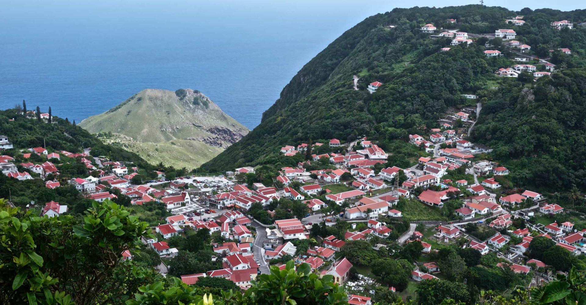 Saba: el secreto mejor guardado del Caribe