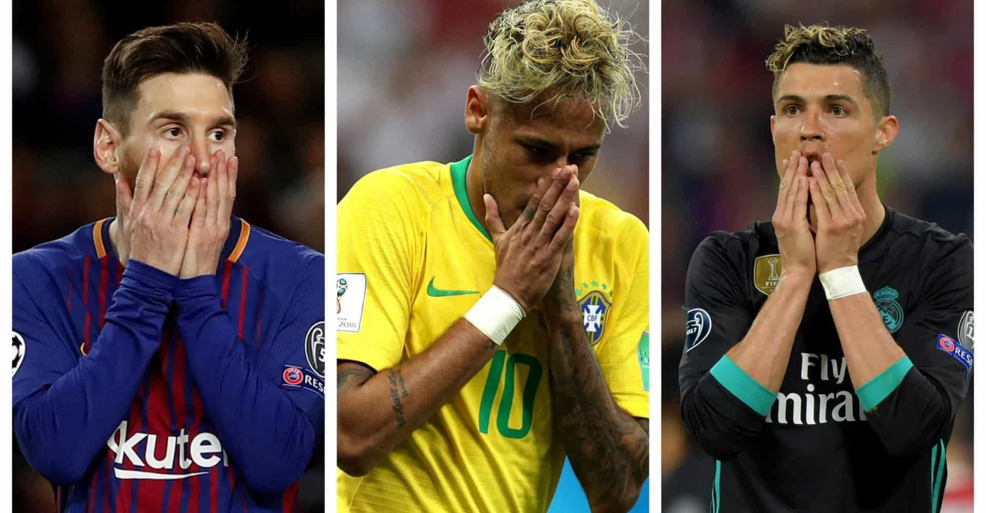 Taxing problems: Ronaldo, Messi, and Neymar court controversy