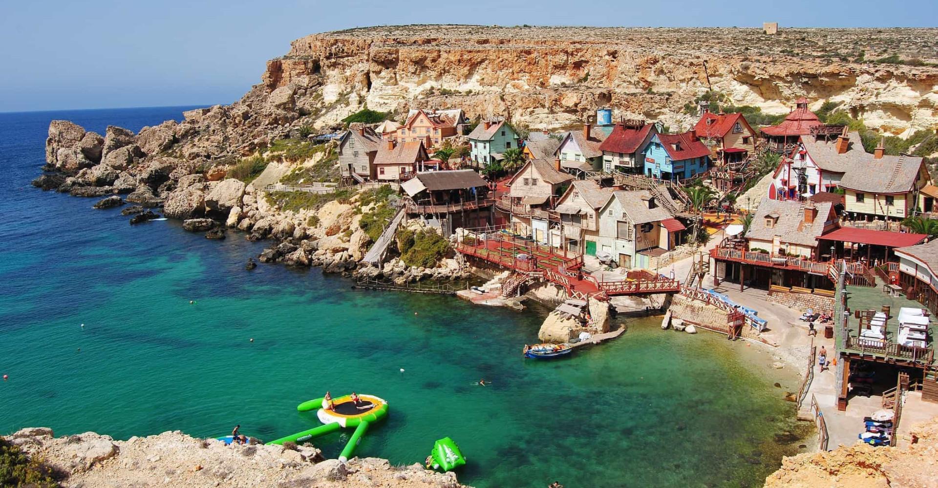 De bästa europeiska resmålen för en sommarsemester med familjen