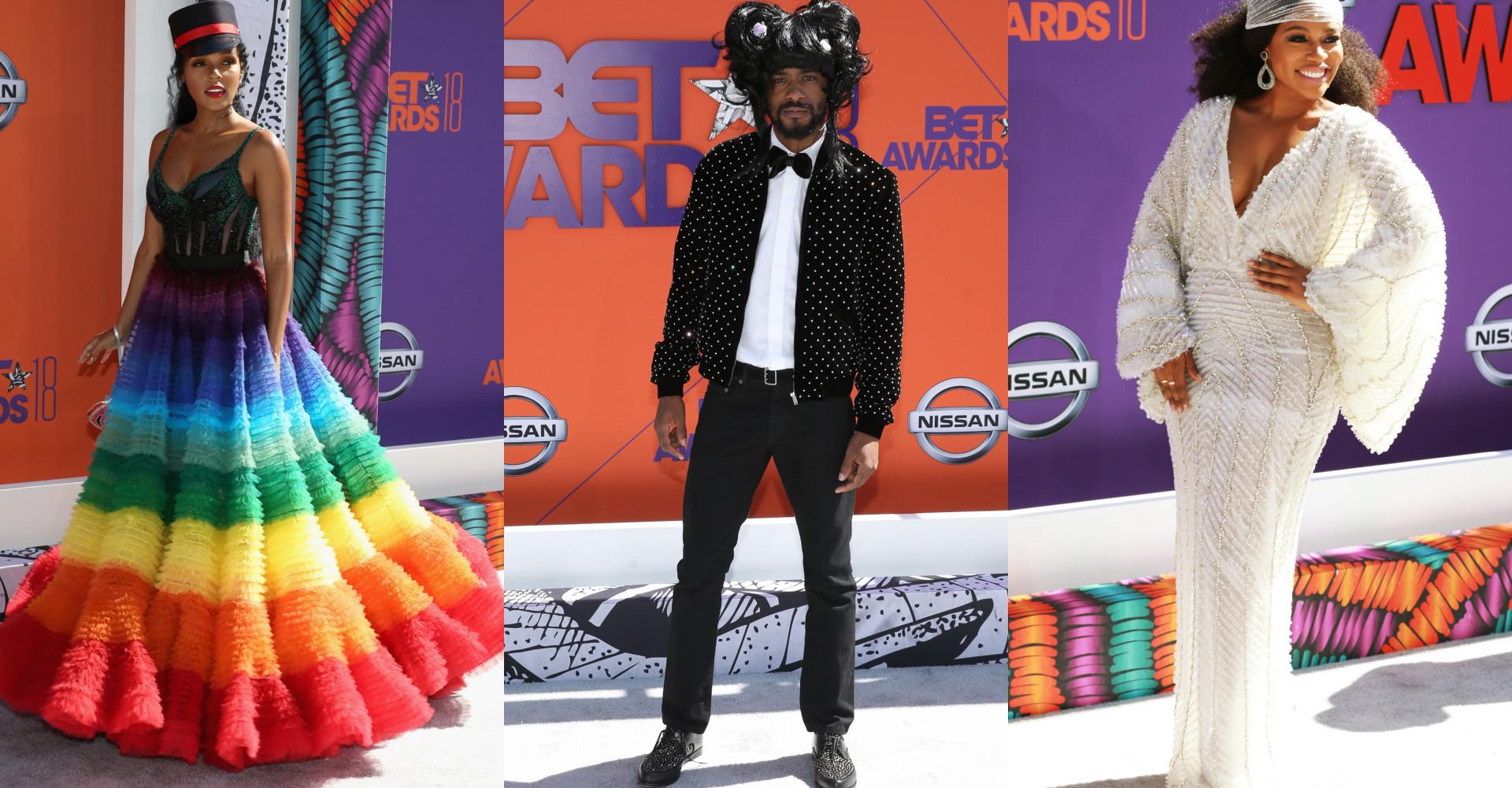BET Awards 2018: Die schönsten und schlimmsten Outfits