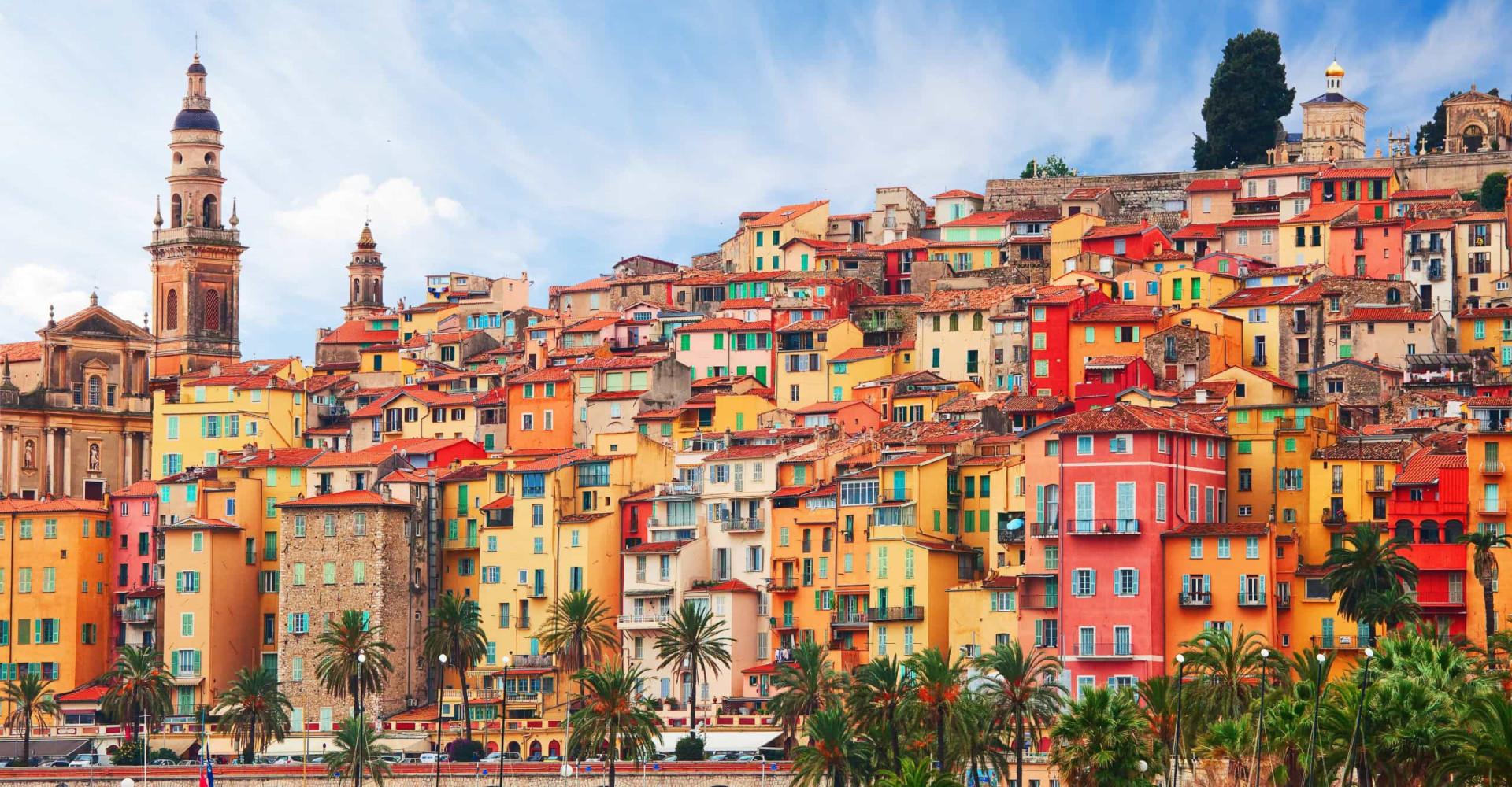 À la découverte des villes les plus colorées de France