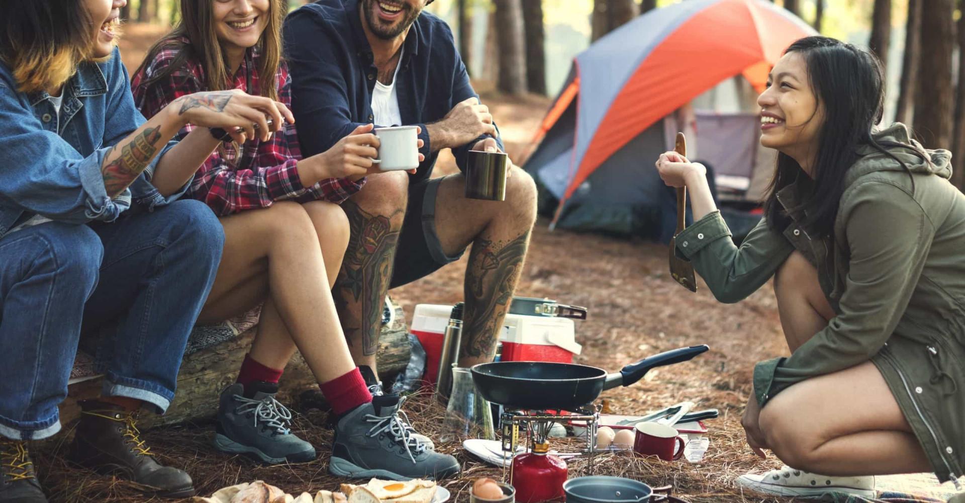 Saiba como acampar como um verdadeiro aventureiro!