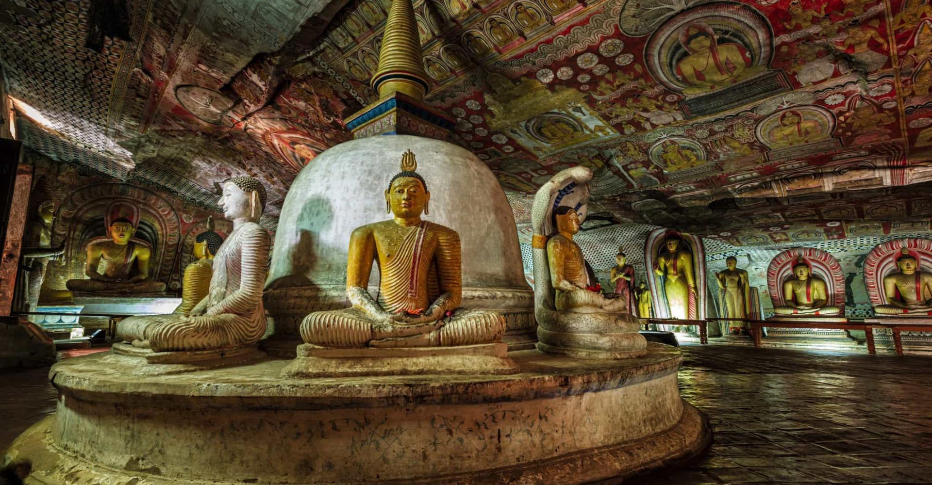Utrolige underjordiske turistattraktioner