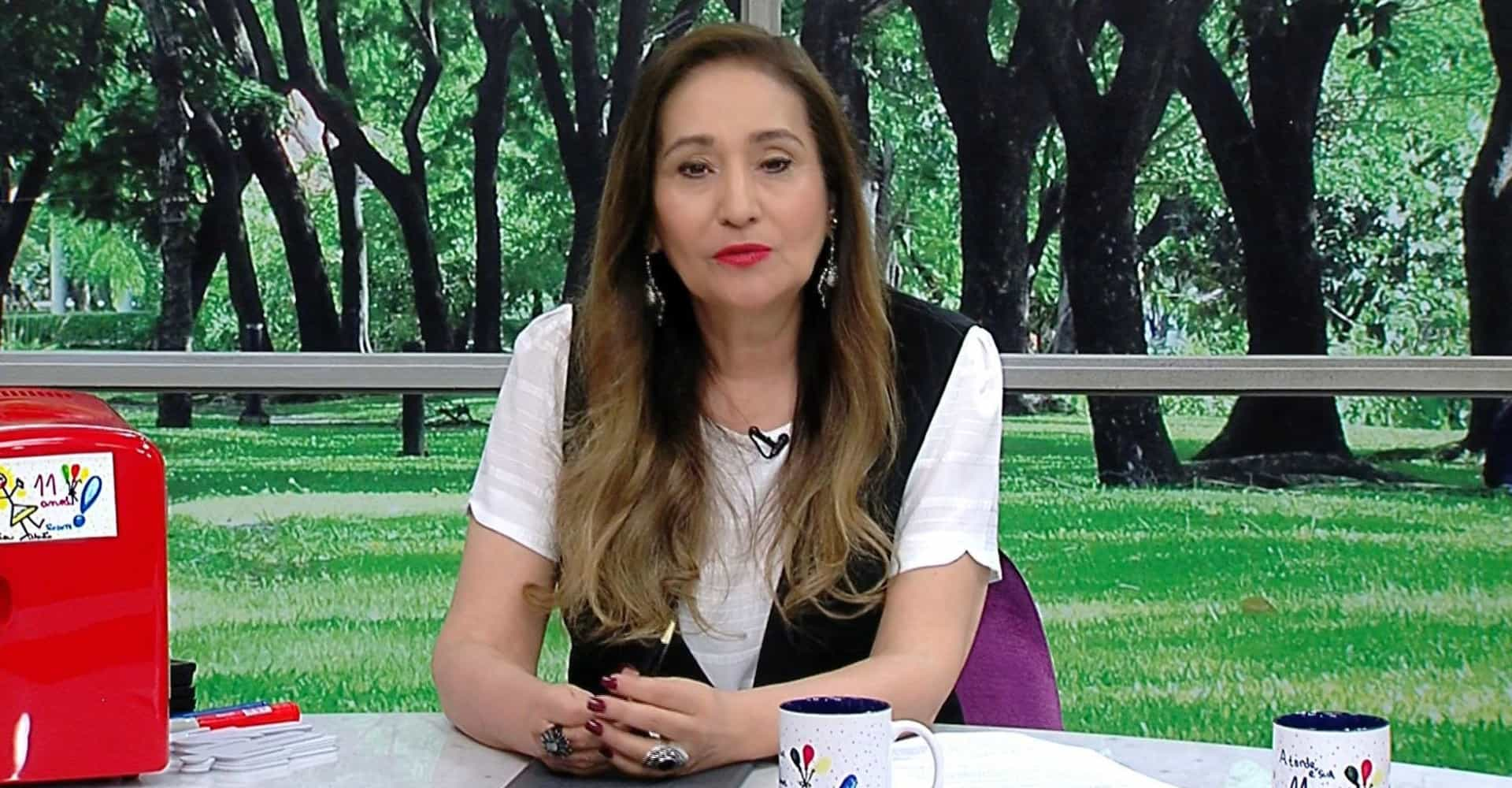 Após briga, Sônia Abrão dispara contra Raul Gil: 'Judas'
