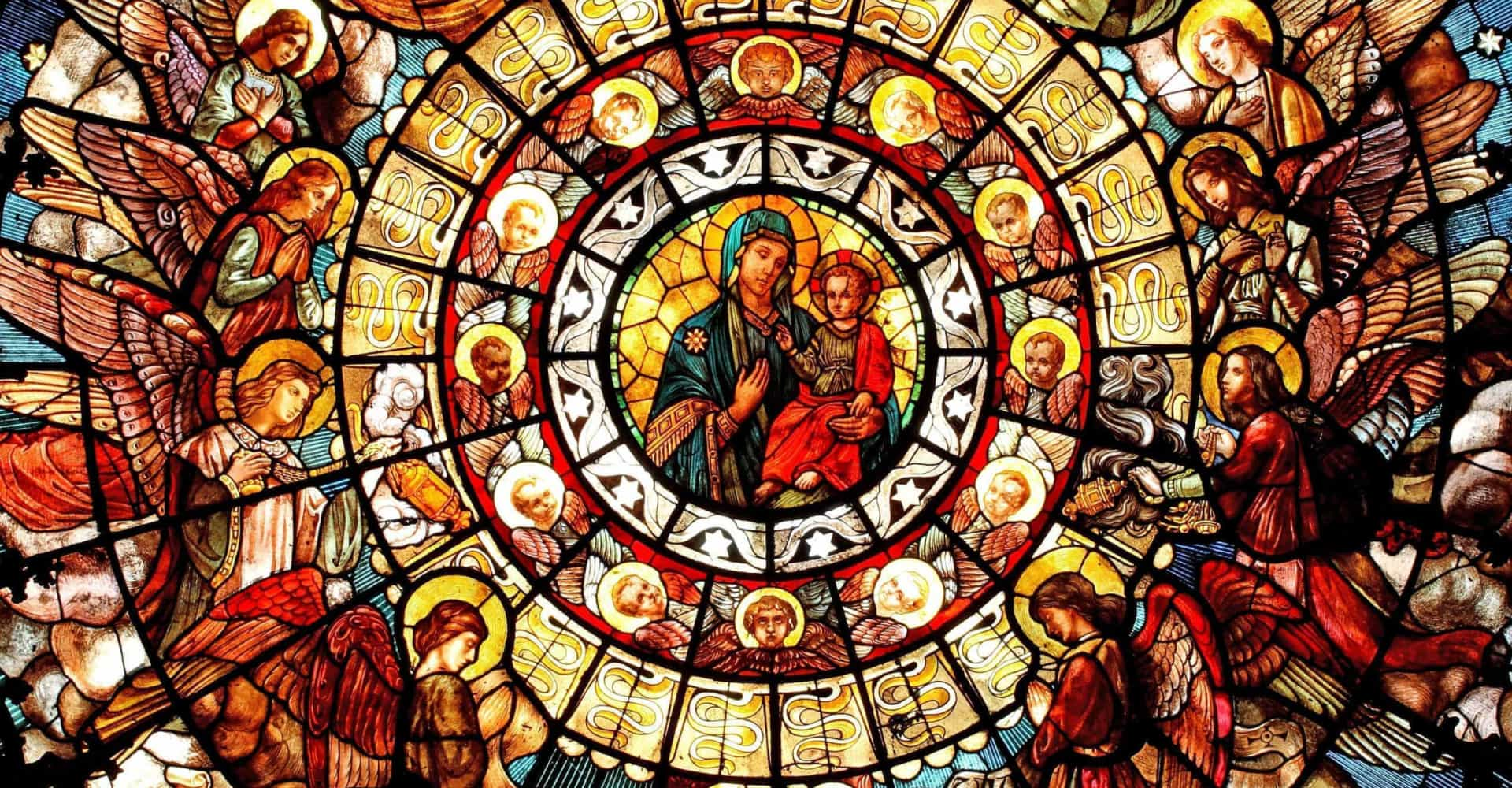 Admire the world's most beautiful stained glass artwork