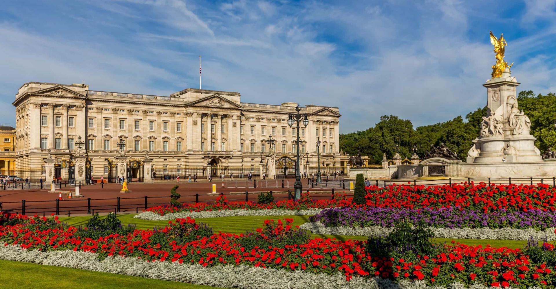 Palácios que você pode conhecer e sem precisar ser um membro da realeza!