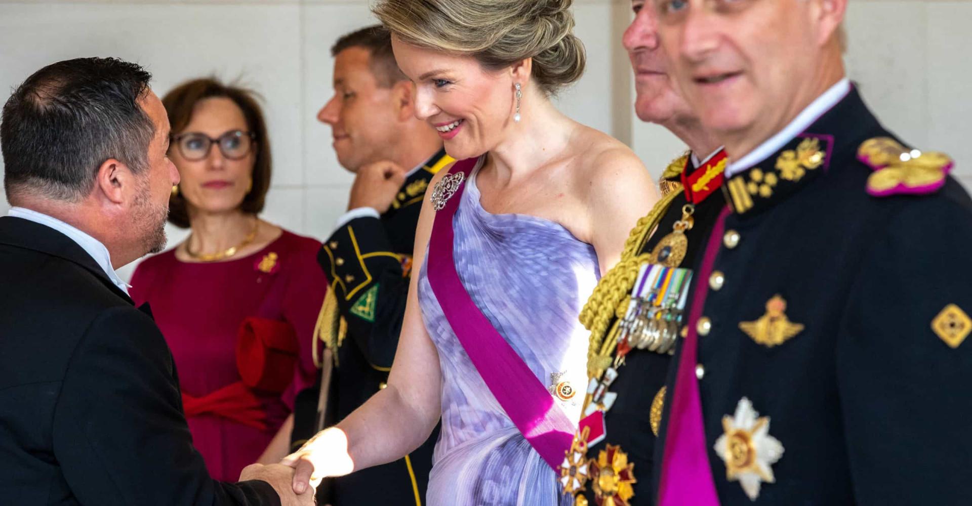 Tout sur le protocole et les traditions de la Monarchie belge
