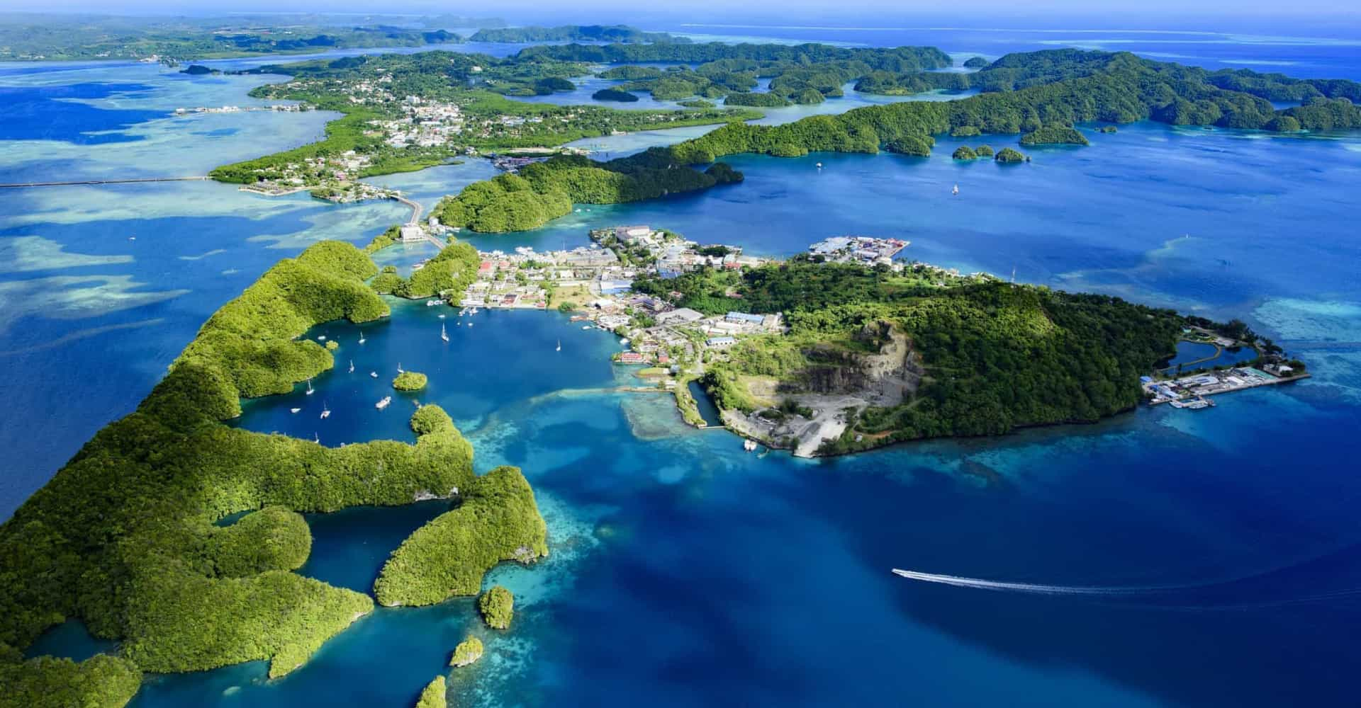 The world's most stunning archipelagos