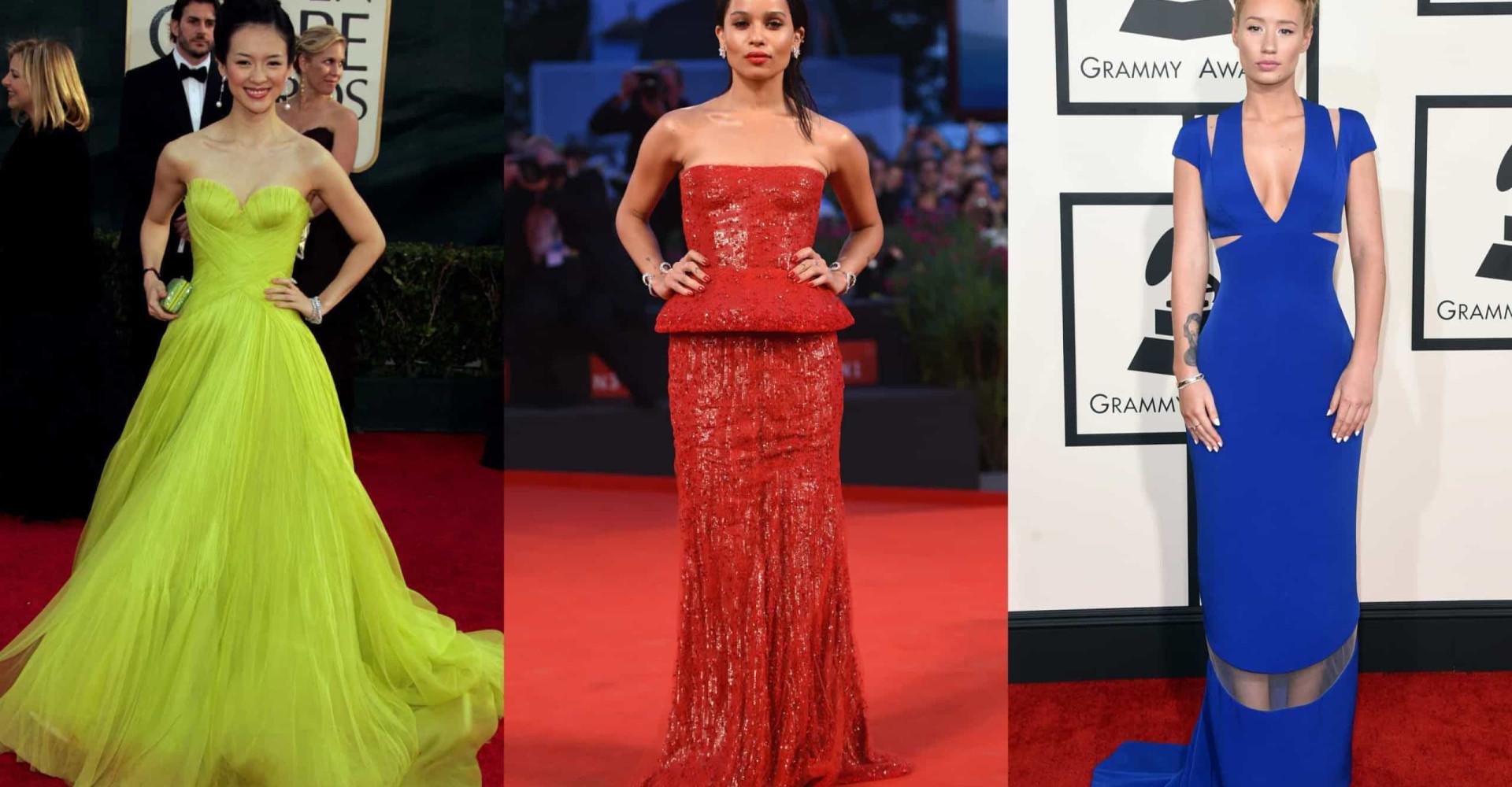 Giorgio Armani: Designerens bedste looks fra den røde løber