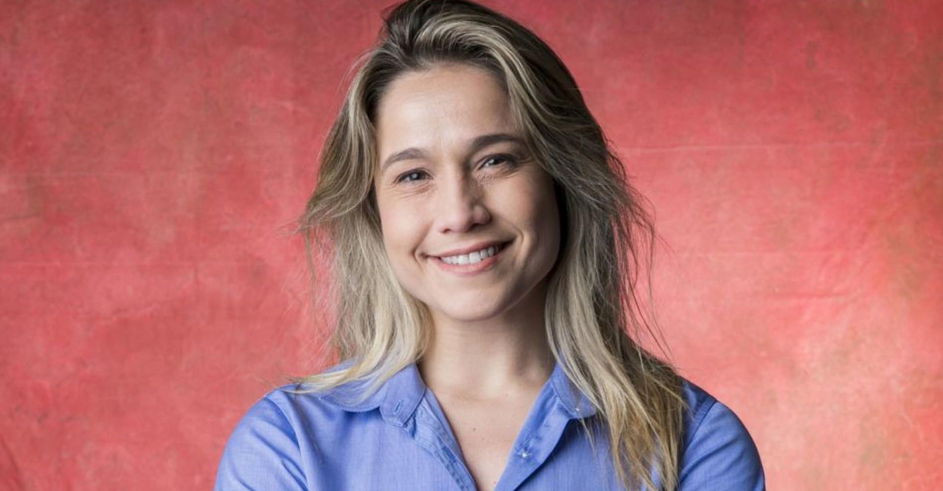 Fernanda Gentil está cotada para comandar o 'Vídeo Show'