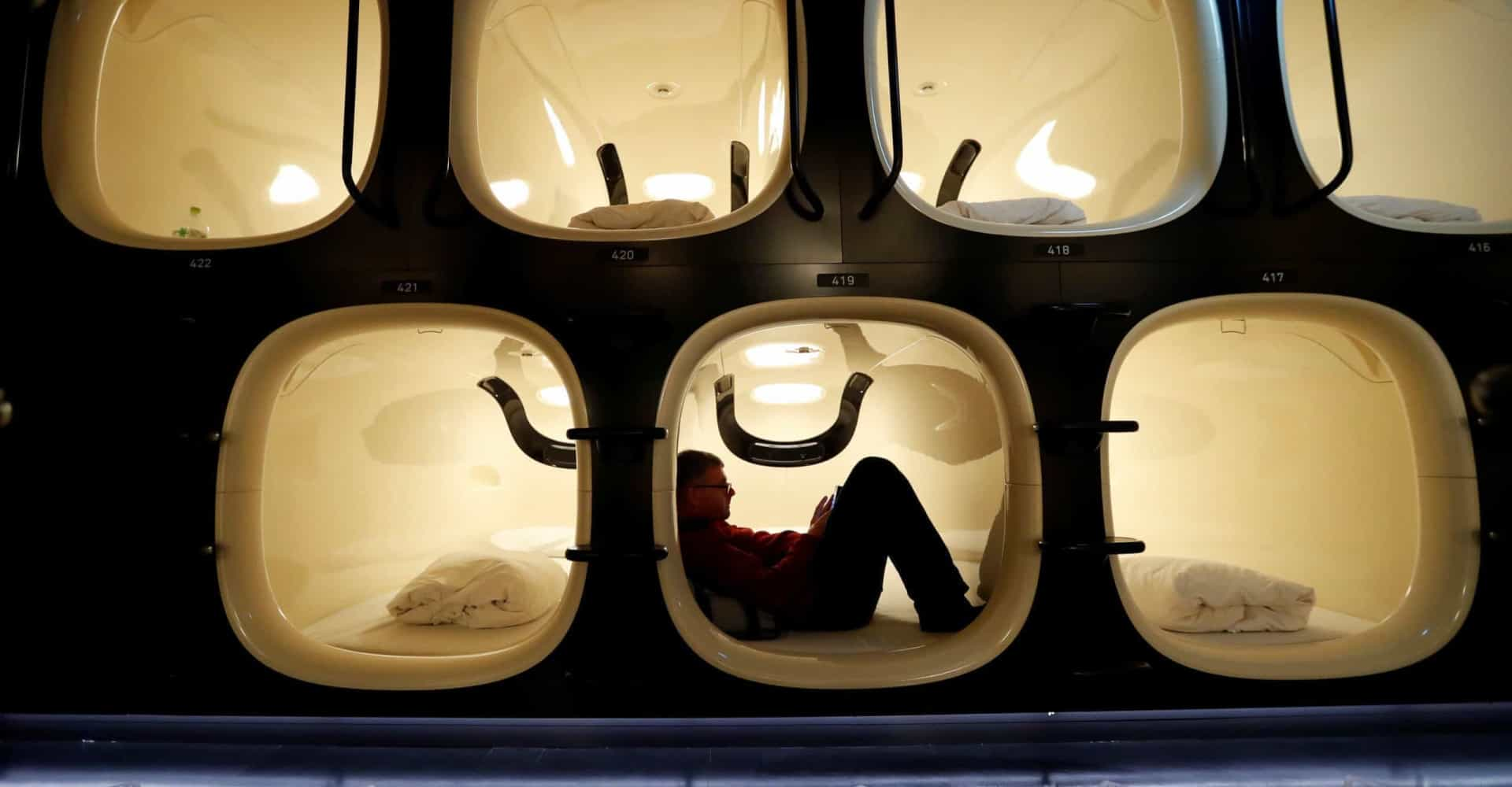 Have a quirky stay: the world's most unusual hotels