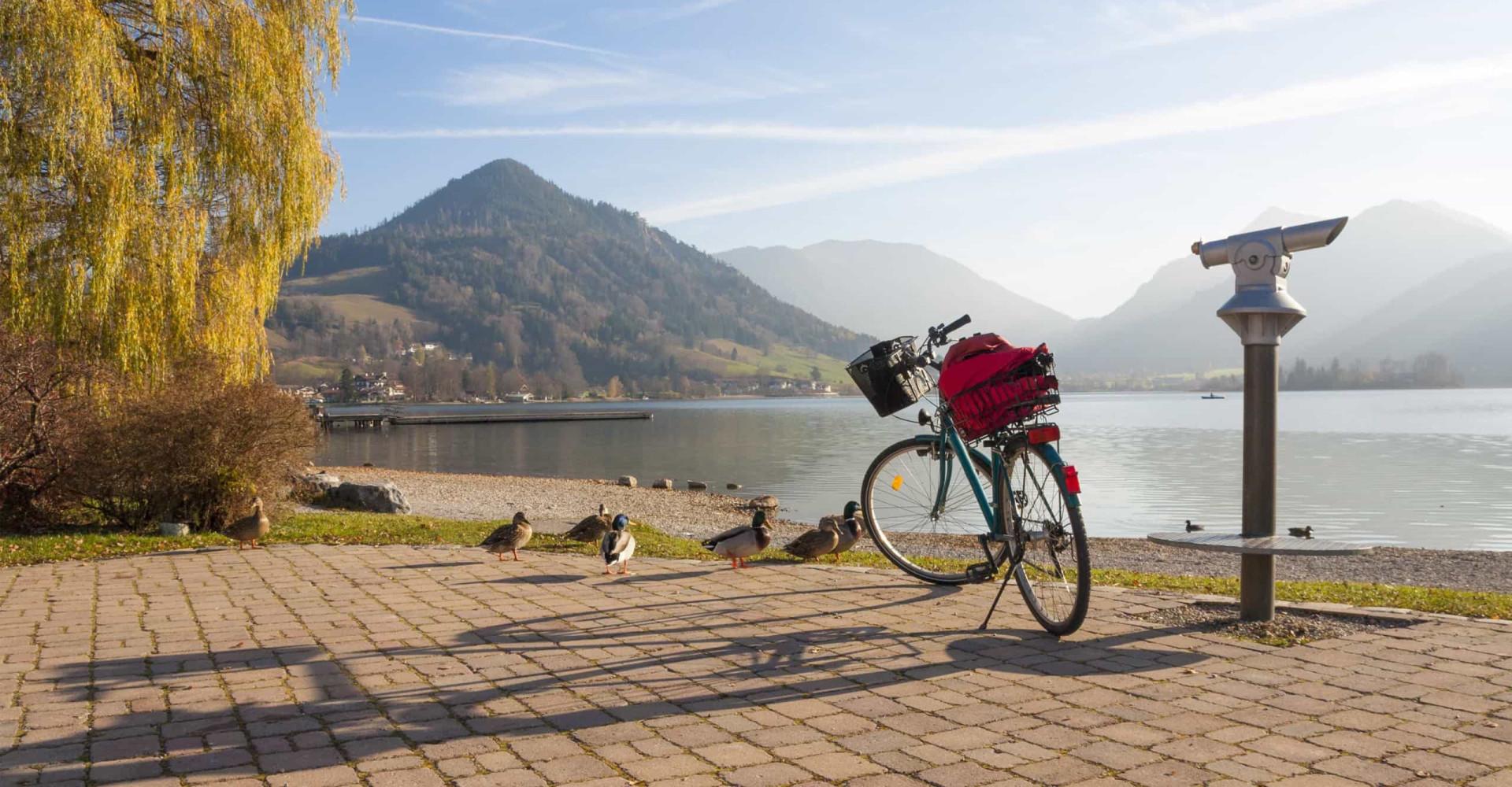 Die schönsten Radtouren in Deutschland