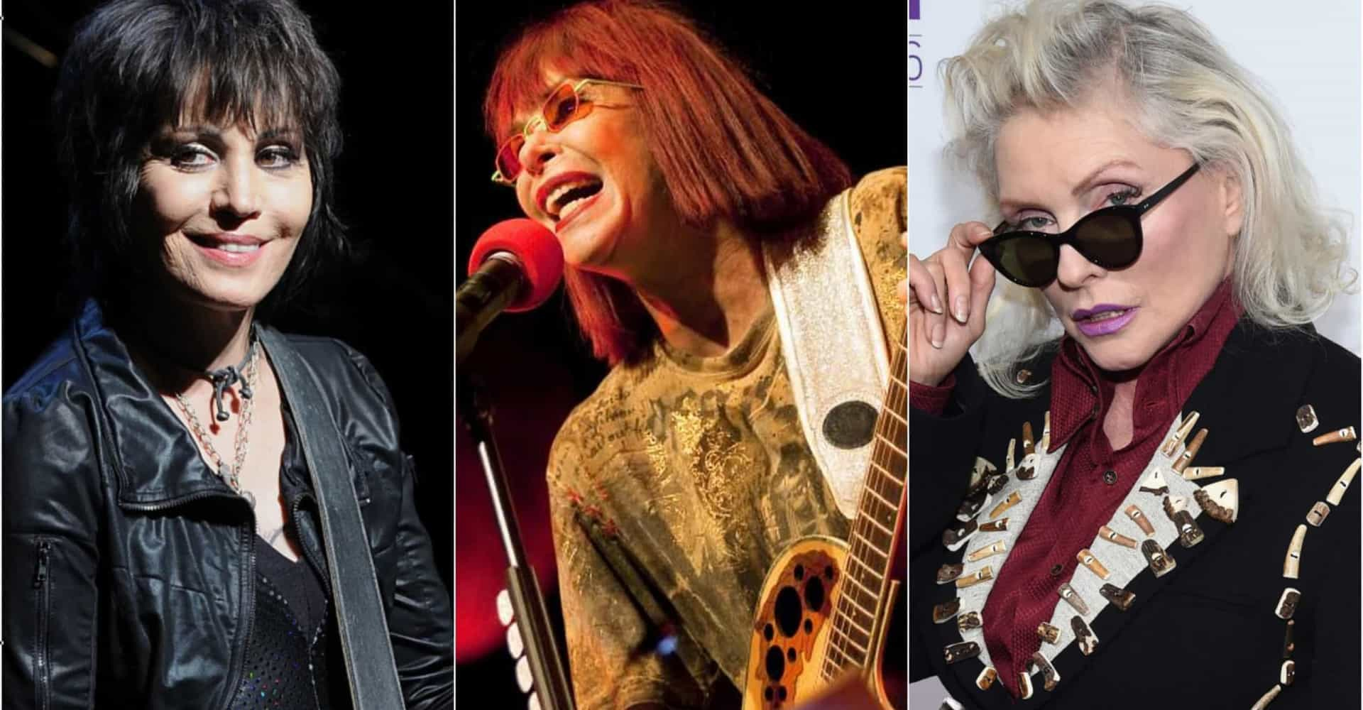 As divas do rock mais inspiradoras e autênticas!