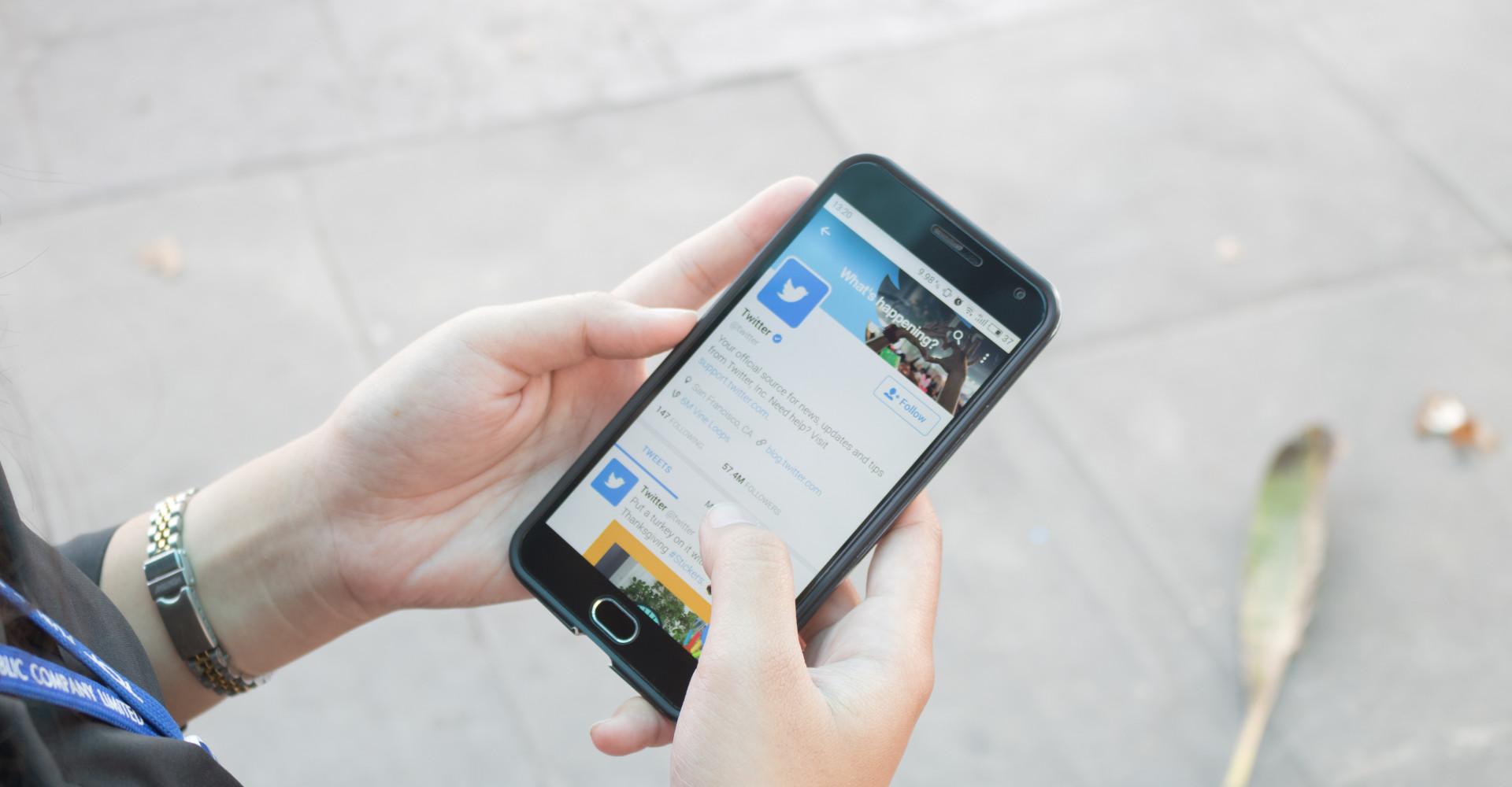 Dit zijn de meest gevolgde Twitter-accounts in België