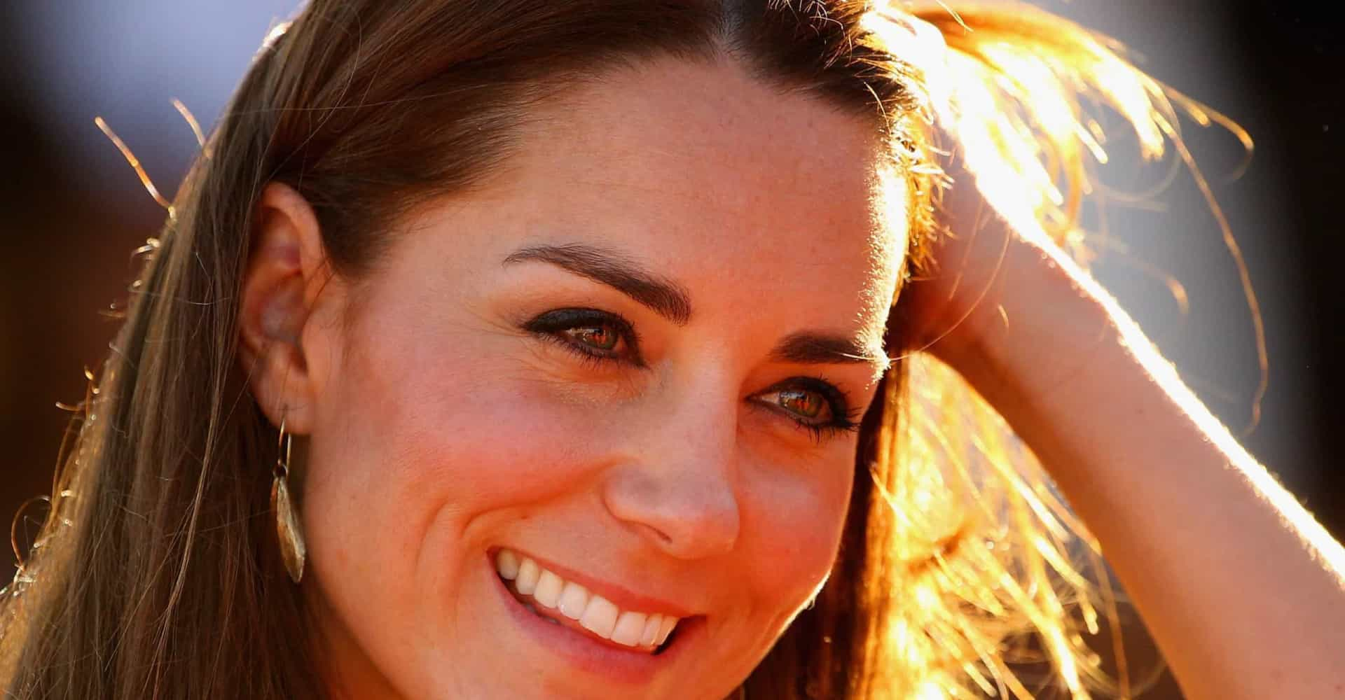 Kate Middleton's hair over the years