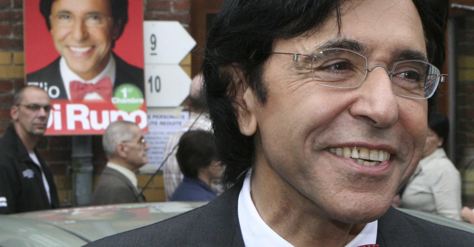 Elio Di Rupo: retour sur sa carrière et ses controverses