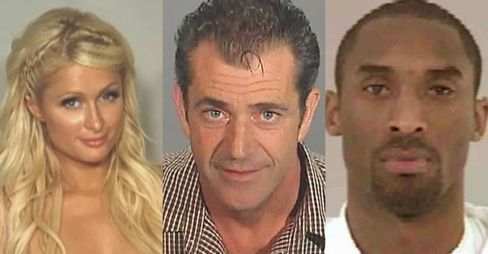 Mug shots of celebs you forgot had criminal records