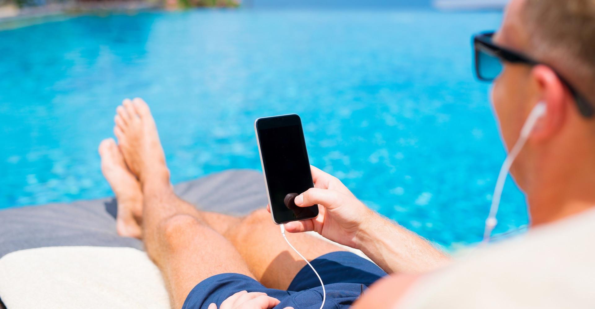 Zo luister je naar je favoriete zomermuziek op Spotify