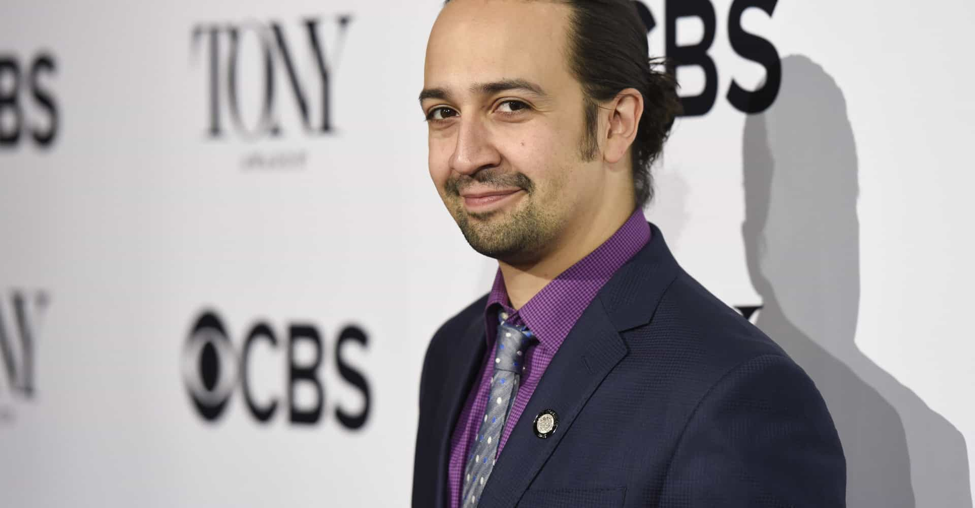 Lin-Manuel Miranda is coming to bookshelves everywhere