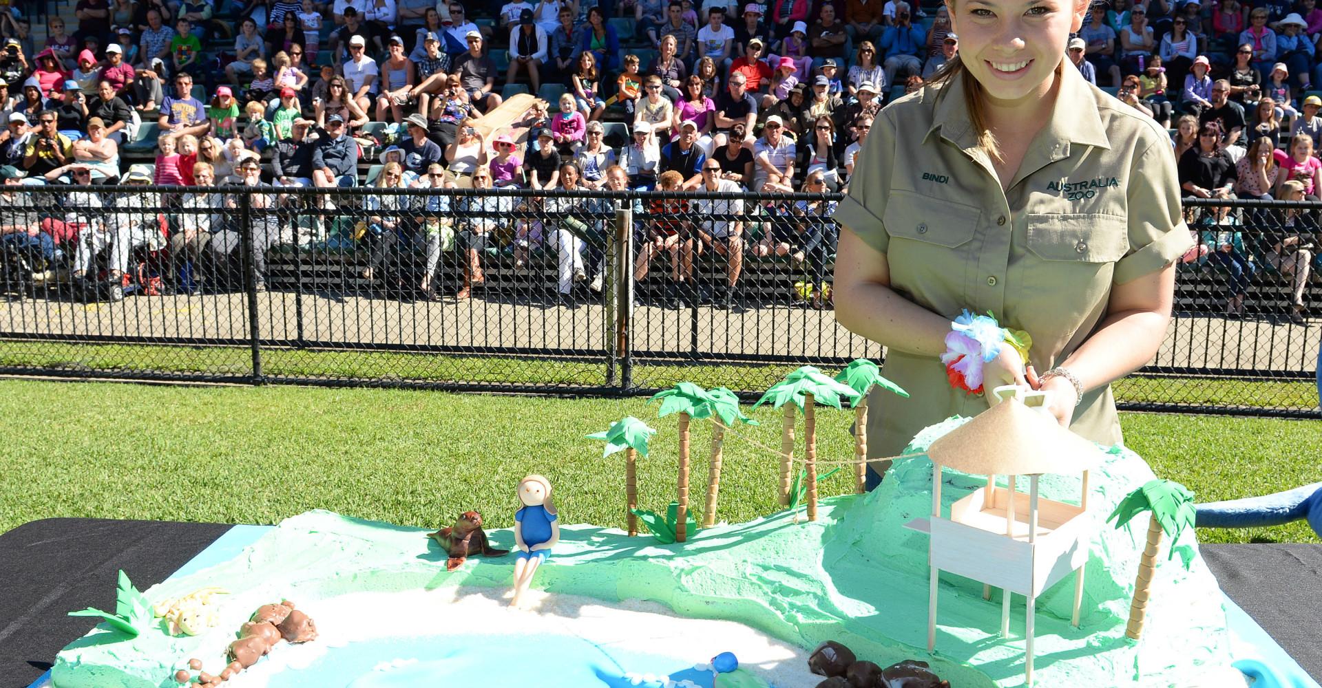 Celebrate Bindi Irwin's birthday at the Australia Zoo