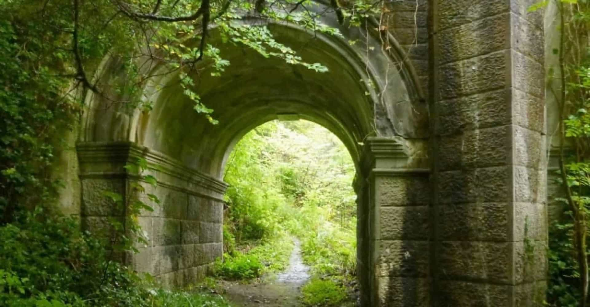 Find out why this bridge in Scotland has a dark secret