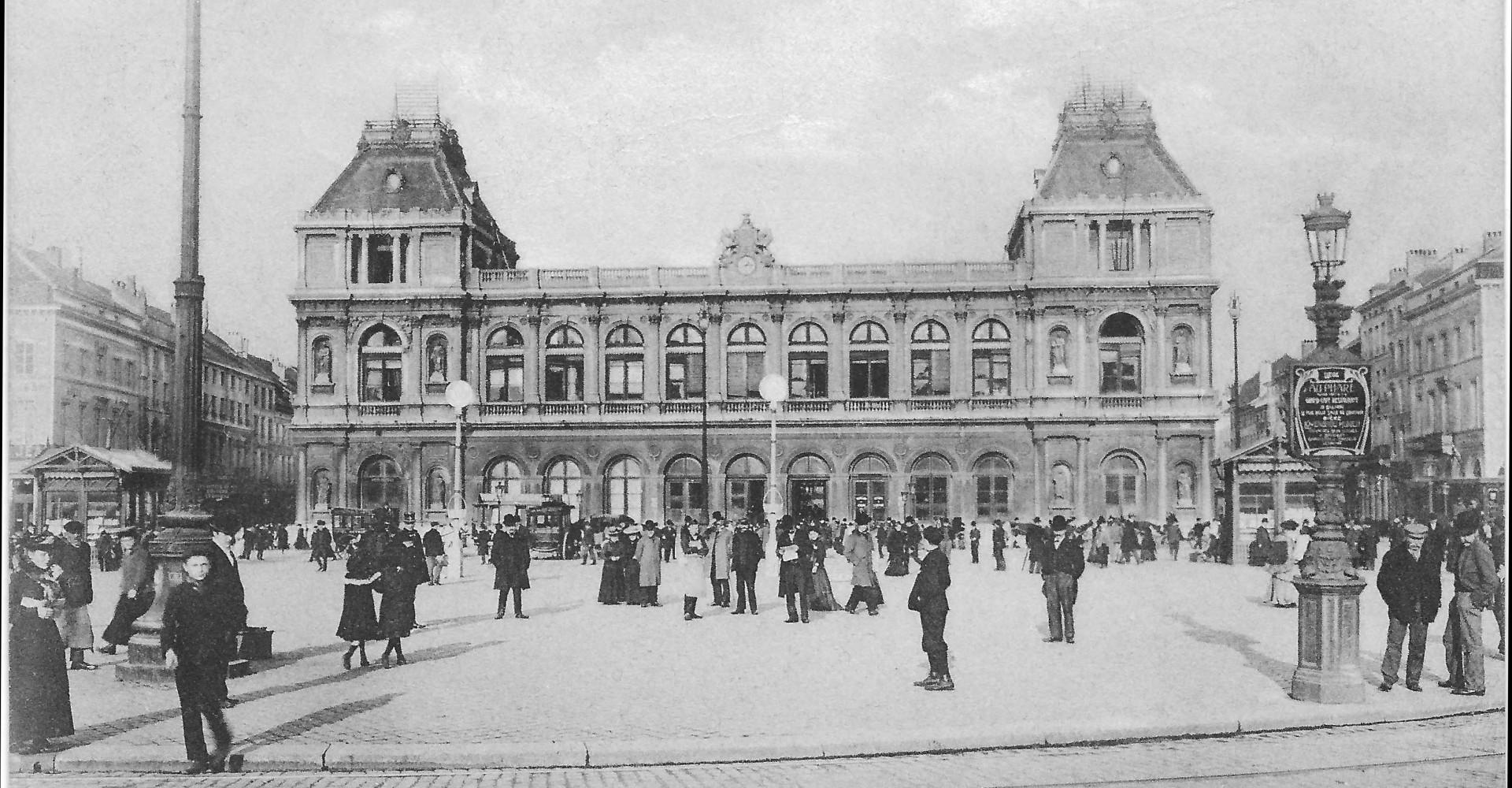 Le temps où Bruxelles bruxellait