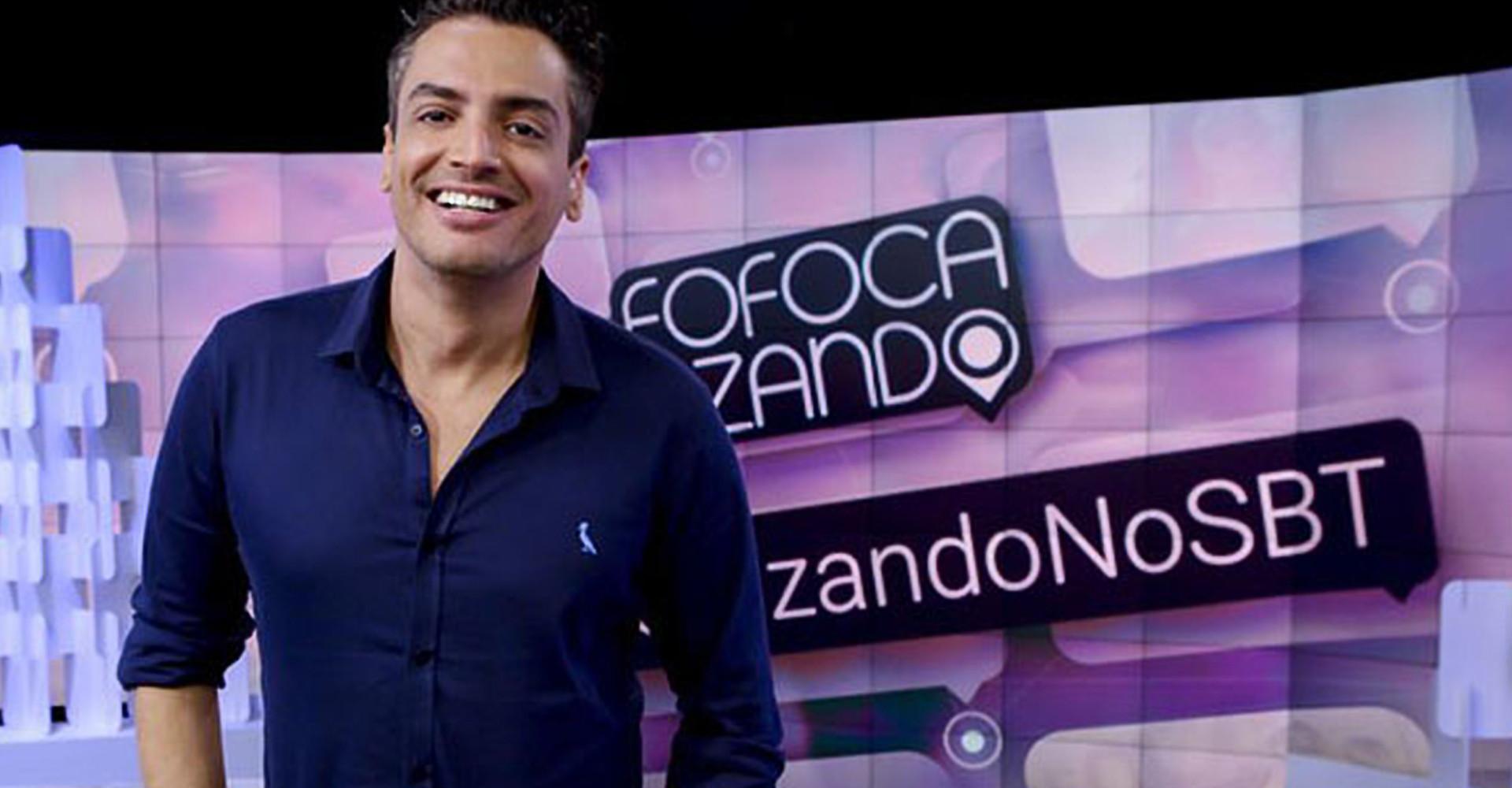 Chamado de 'drogado', Leo Dias diz que vai processar cantor Naldo