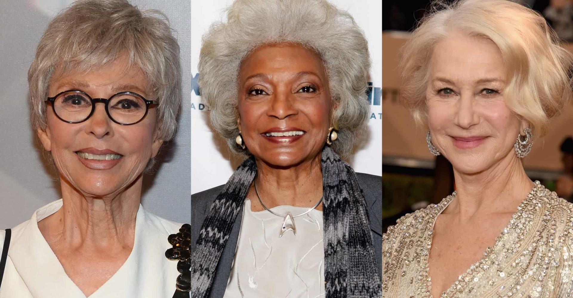 70歳を超えてもゴージャスな女優たち