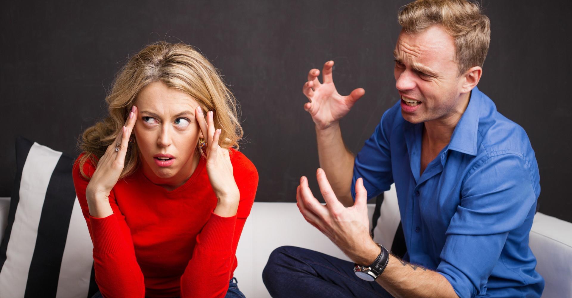 Ruziën met je partner is net zo ongezond als roken