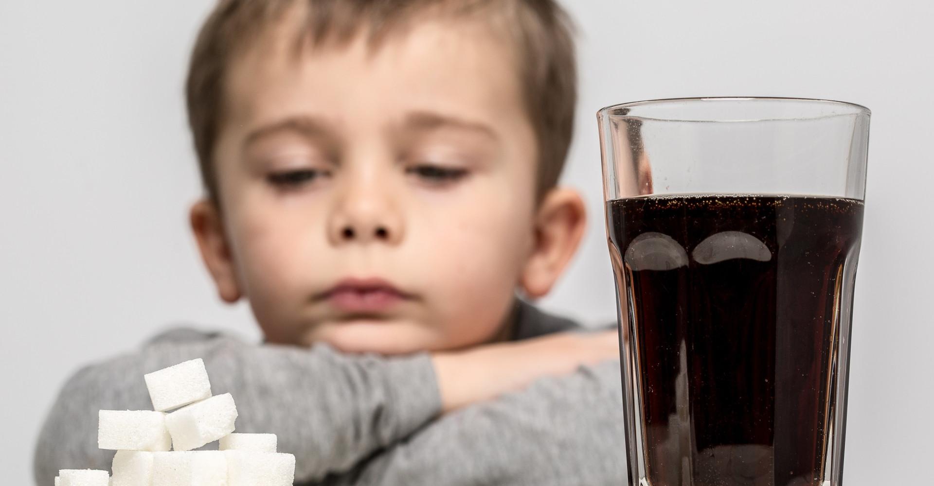 Ouders weten niet hoeveel suiker hun kinderen eten