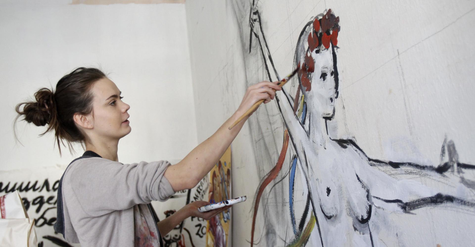 Qui était Oksana Shachko, la co-fondatrice des Femen?
