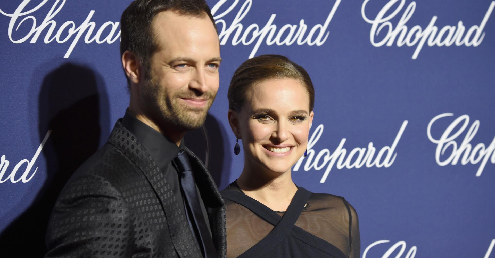 Natalie Portman et Benjamin Millepied, une admiration sans faille