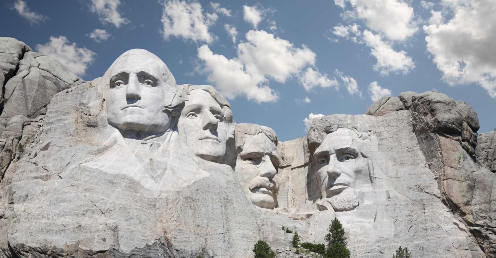 Surprising secrets hidden in American national landmarks