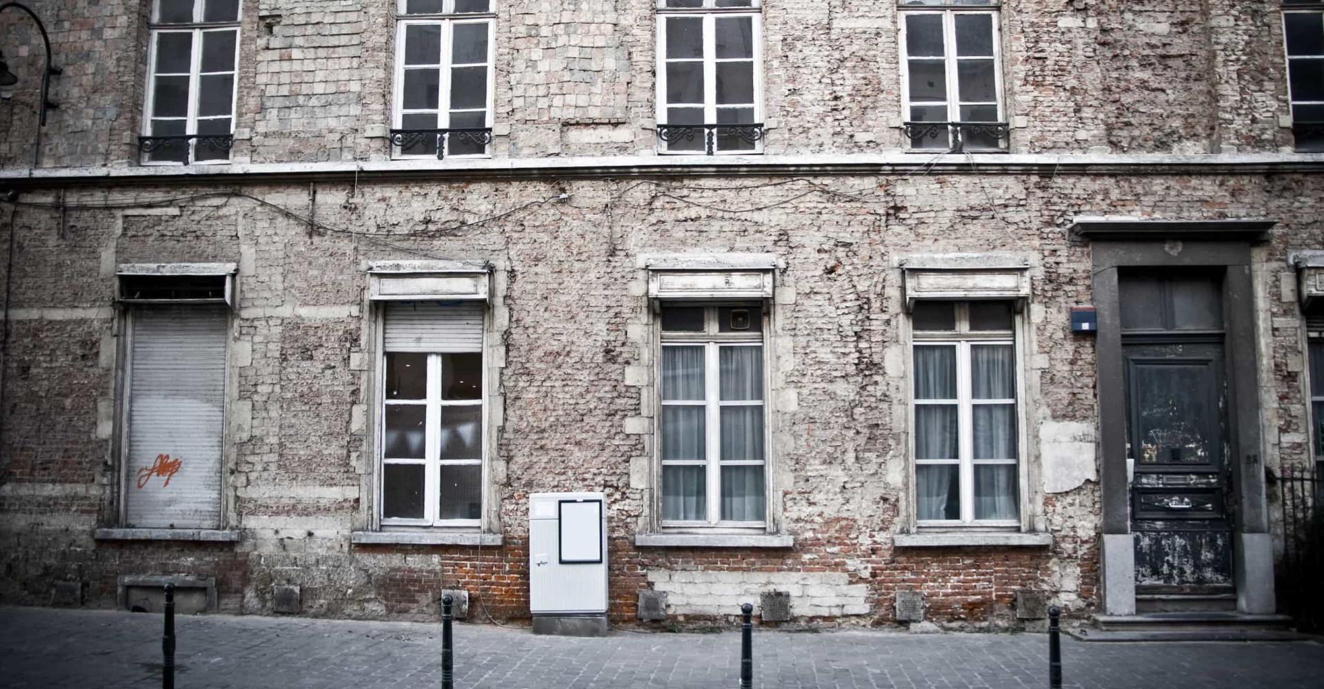 Les endroits les plus flippants de Belgique