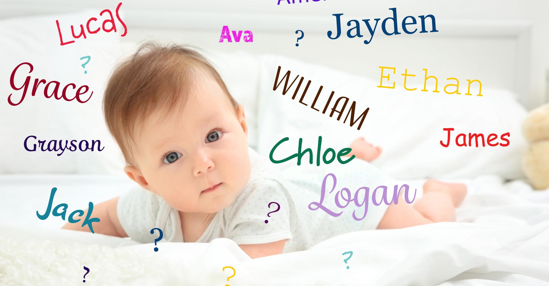 Wat een babynaam zegt over de ouders