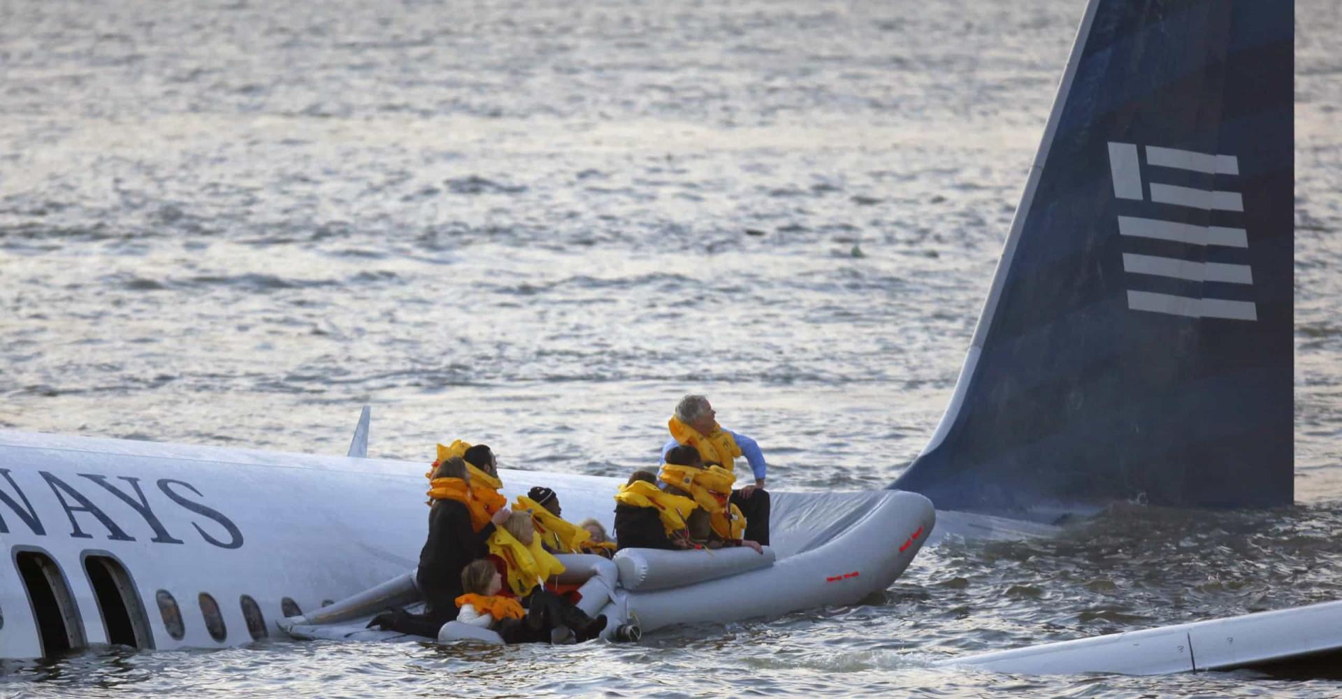 Miraculés: ils ont survécu à une crash d'avion
